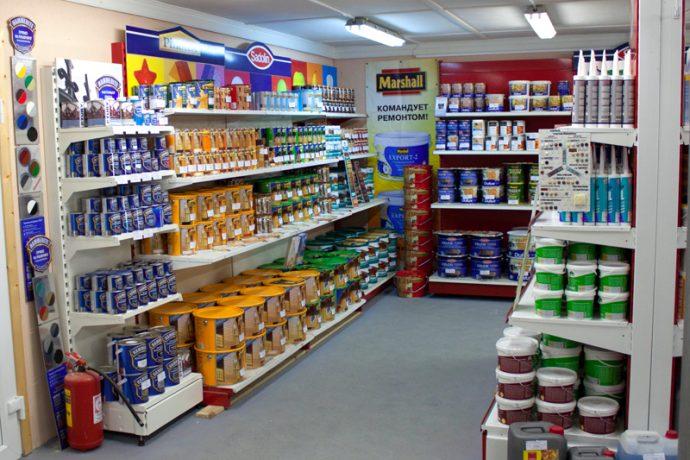 Приобретать краску лучше в проверенном магазине или у надежного поставщика