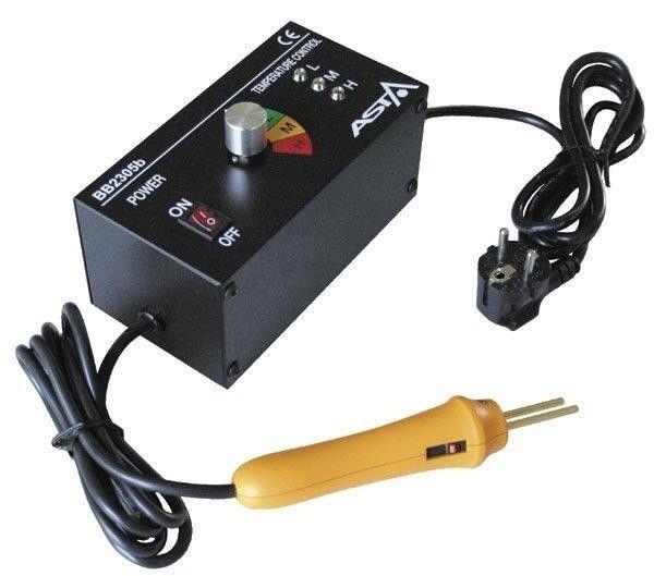 Горячий степлер (устройство для сварки пластика)
