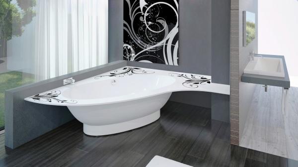 Мраморная ванна Vispool Gemma plusМраморная ванна Vispool Gemma plus