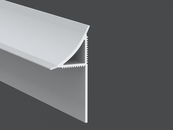 Пластиковый бордюр для ванны