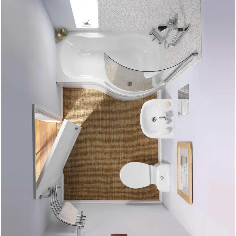 Сочетание ванны и душевой кабины