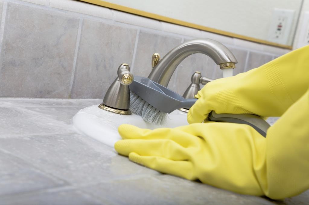 Грибок в ванной комнате как удалить народные средства