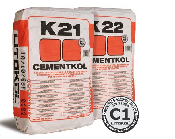 Цементные клеи