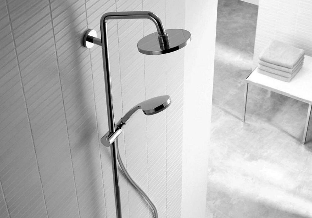 Штанги с верхним душем