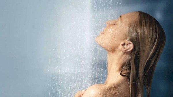 Удовольствие от воды и приятного аромата