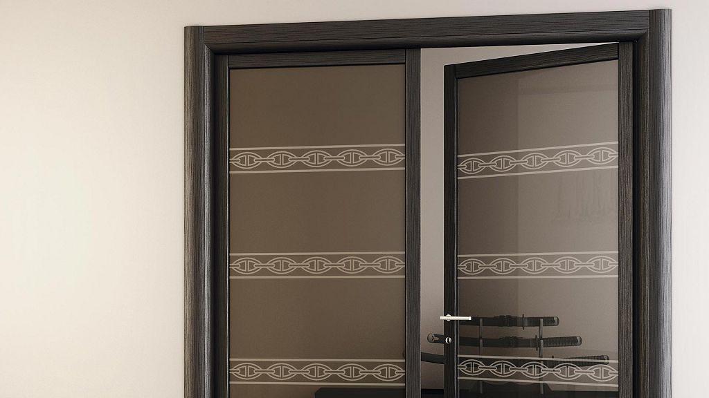 FOA PORTE — итальянские стеклянные двери