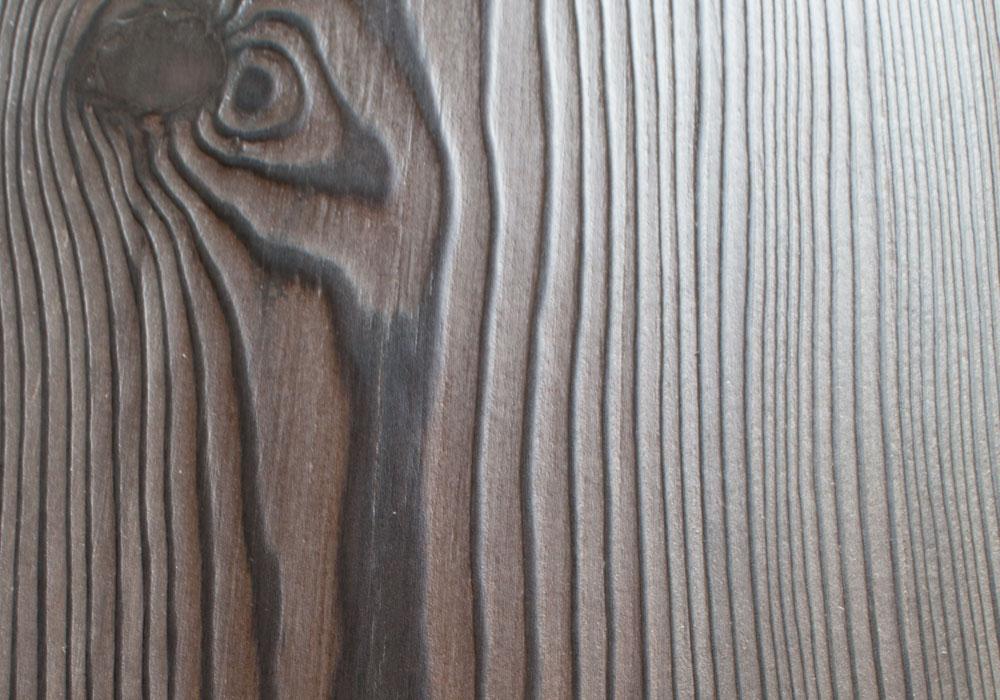 Древесина брашированная и патинированная