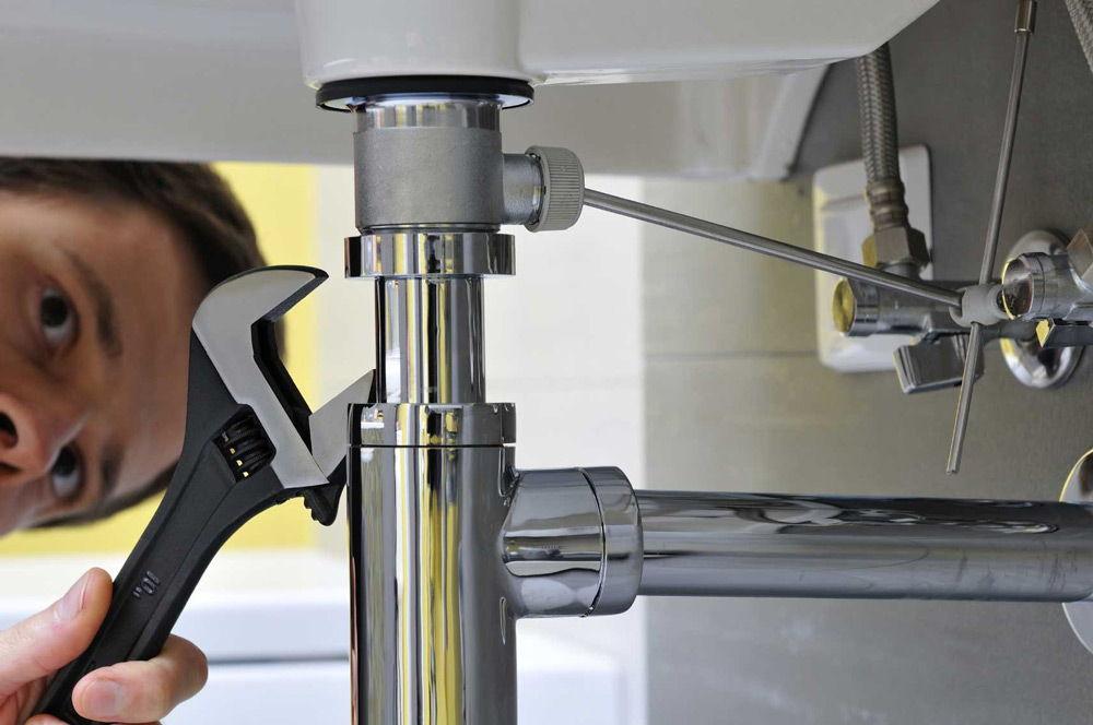 Как установить и отремонтировать сифон под раковиной