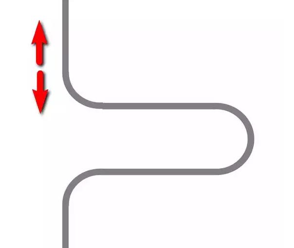 Полотенцесушитель - участок стояка ГВС.png