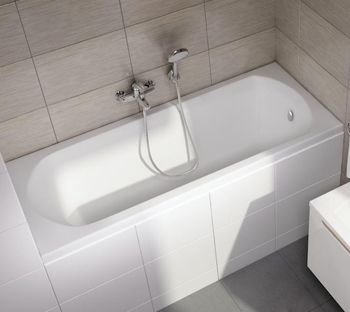 Ванна акриловая RAVAK Domino