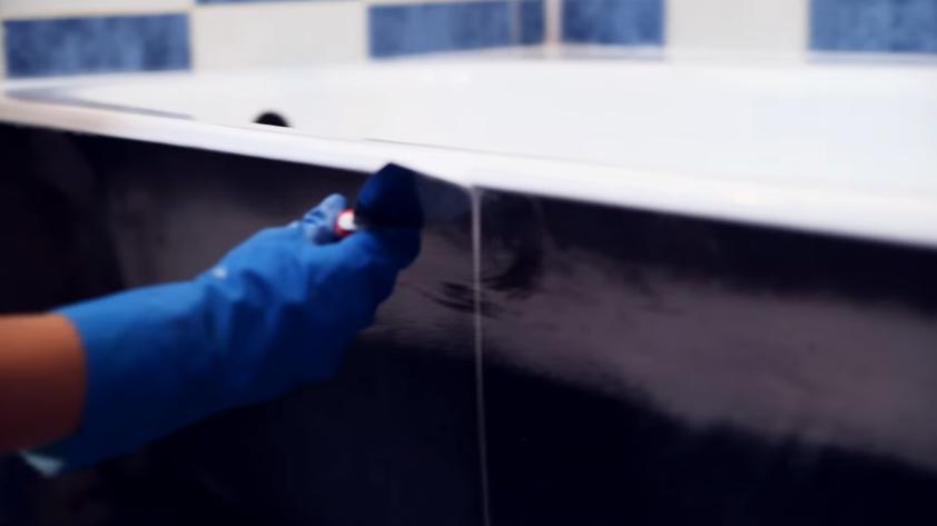 Реставрация ванн жидким акрилом: восстановление и покрытие своими руками