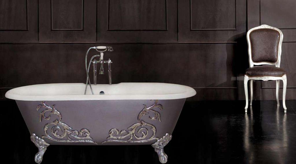 Чугунная ванна Recor CARLTON