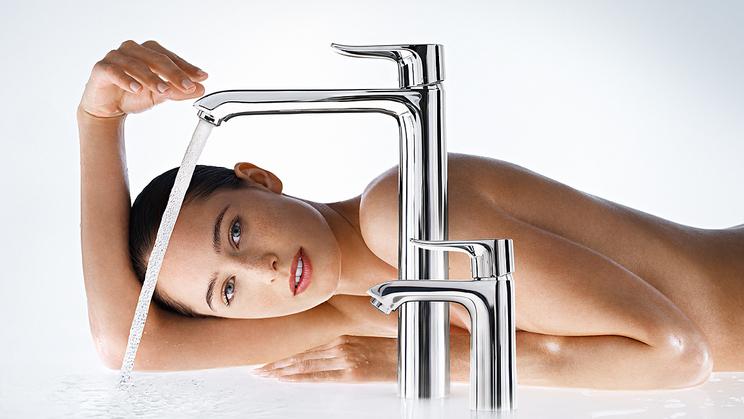 Hansgrohe - смесители для ванной комнаты