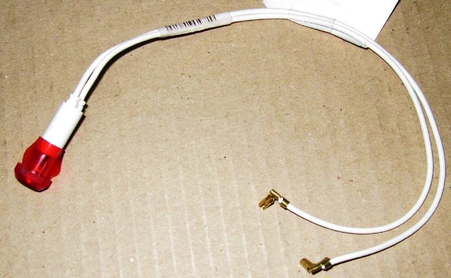 Индикаторная лампочка водонагревателя