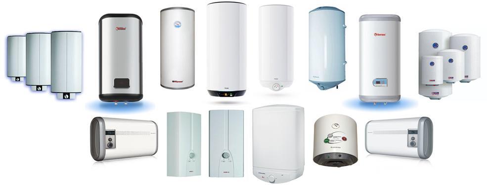Накопительный водонагреватель, варианты