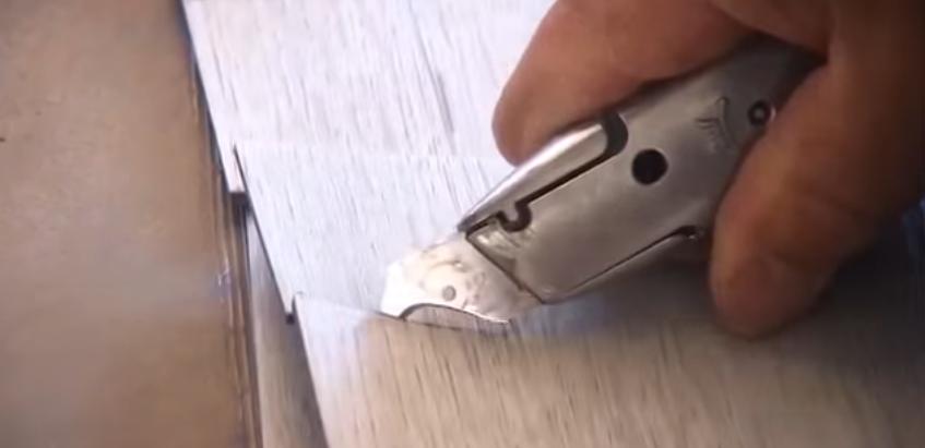 Обрезка плитки