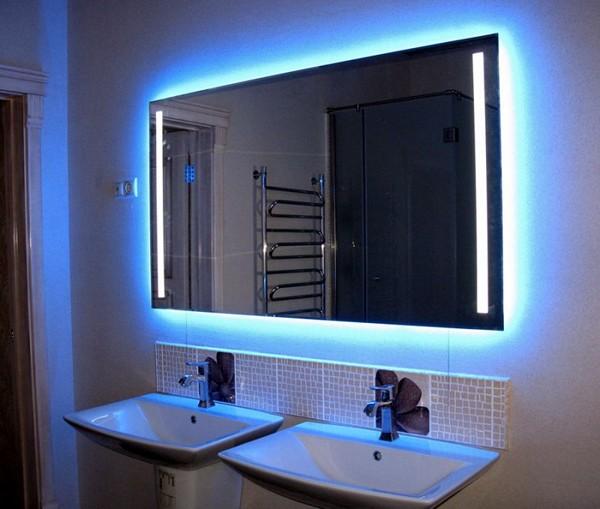Освещение зеркальной поверхности