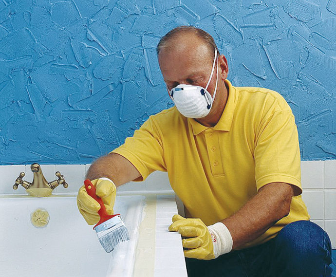 Реставрация ванн своими руками