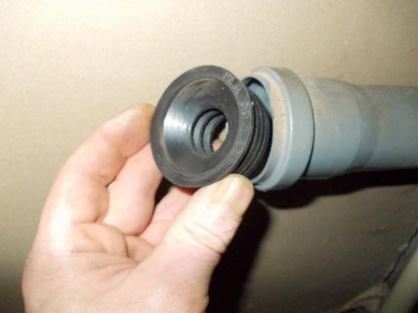 Резиновый манжет для канализации