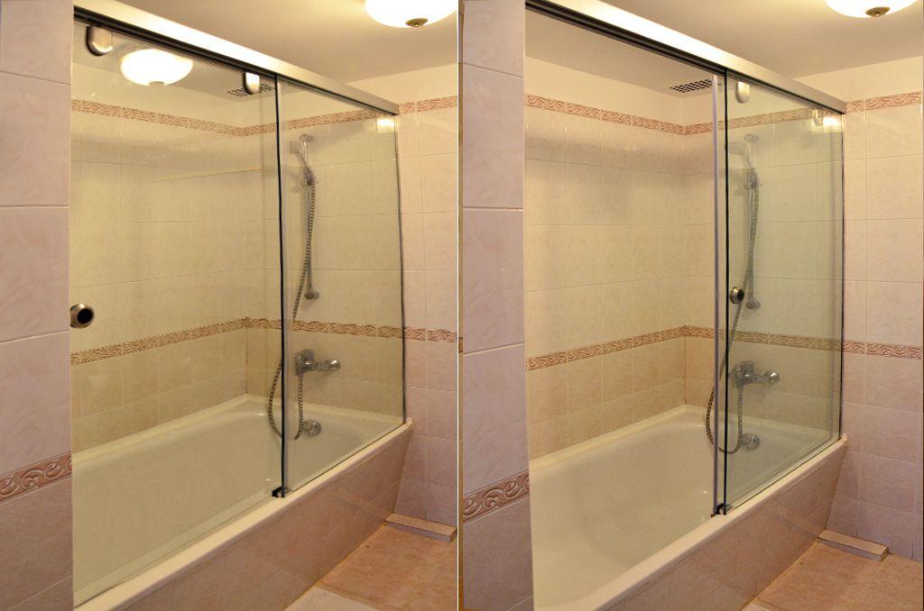 Ширма для ванной комнаты