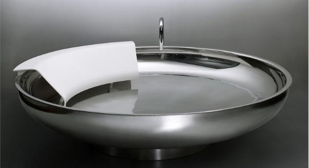 Стальная нержавеющая ванна