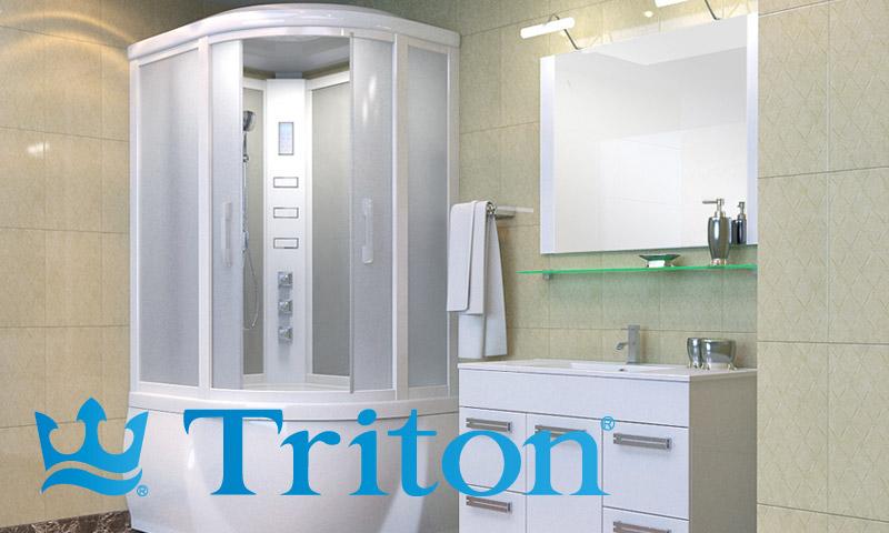 Triton, душевая кабина