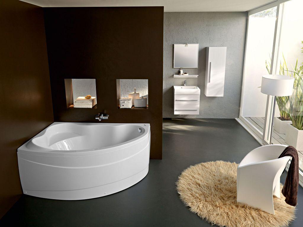 Ванна акриловая Kolpa-San Amadis