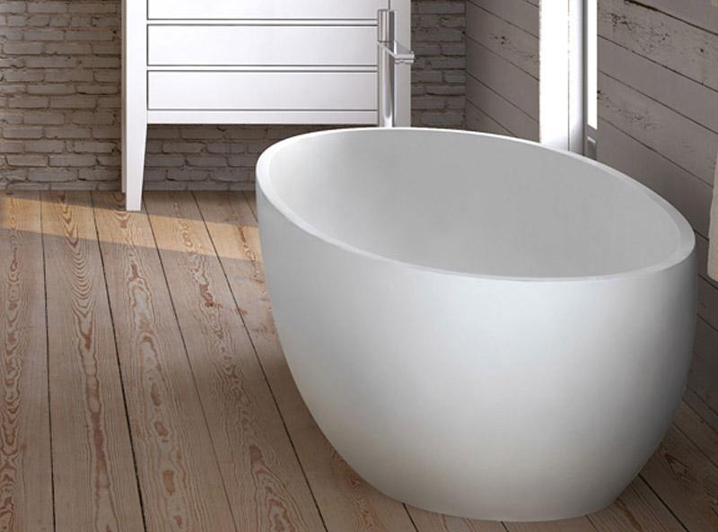 Ванна должна быть установлена в максимальной близости к разводке труб