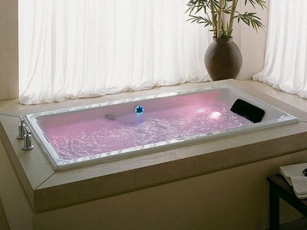 Эмаль ванны защищает от коррозии