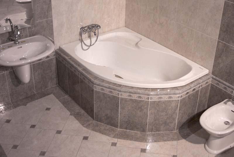 Акриловая ванна Ravak Rosa