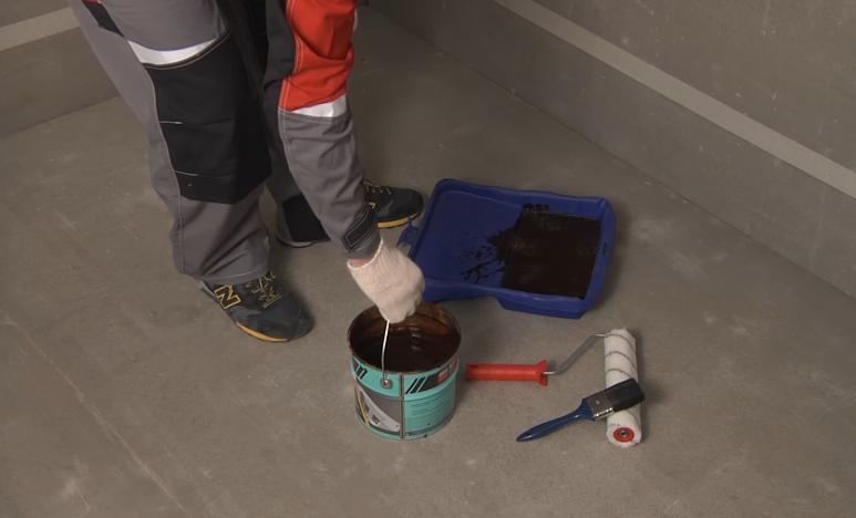 Как сделать гидроизоляцию под плитку своими руками
