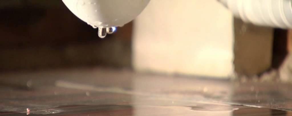 Протечки в ванной череваты негативными последствиями