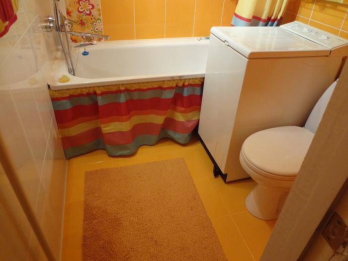 Шторка под ванну