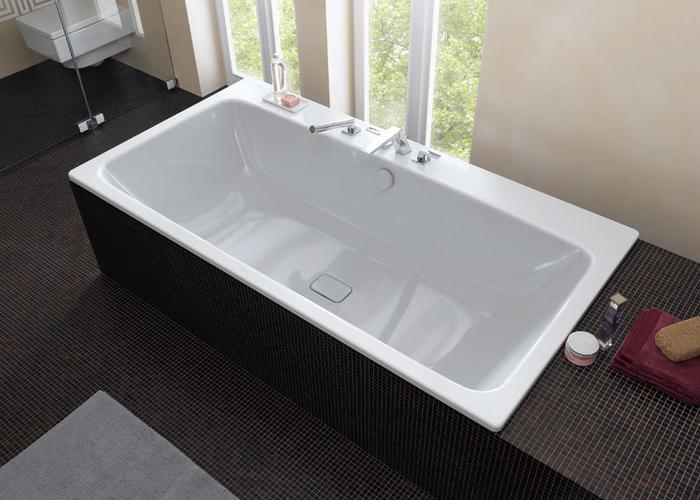 Стальная ванна Kaldewei Asymmetric Duo
