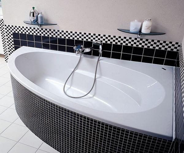 Ванна асимметричная