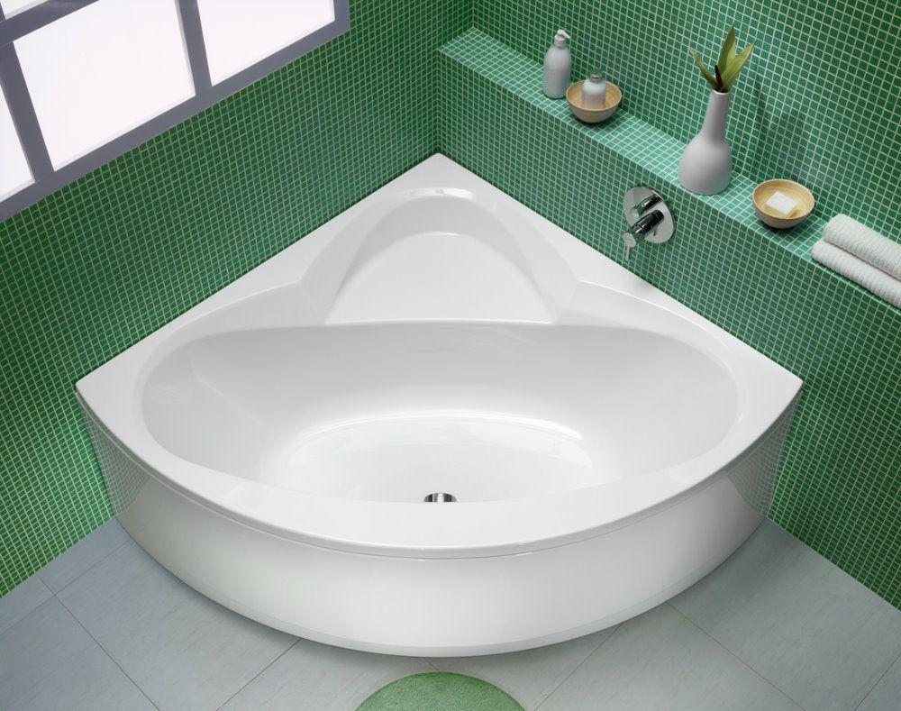 Ванна угловая симметричная