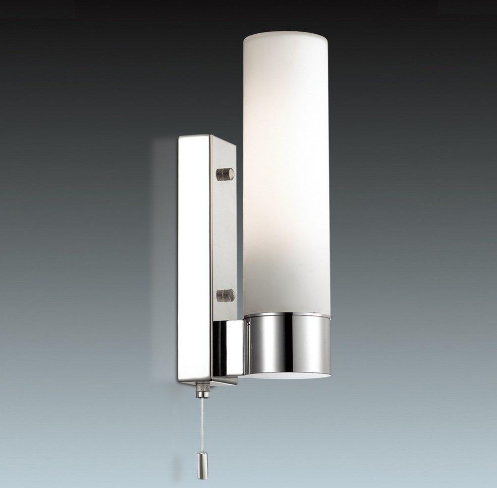Влагозащищенный настенный светильник (бра) для ванной