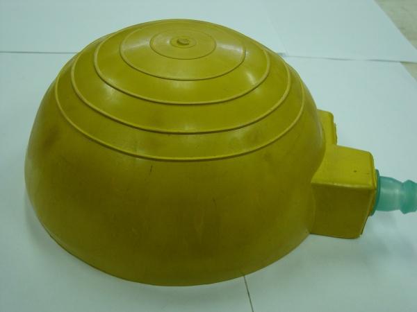 Насос-лягушка резиновый