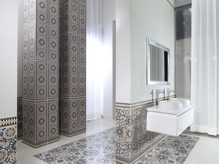 От правильного выбора затирки зависит весь внешний вид ванной комнаты