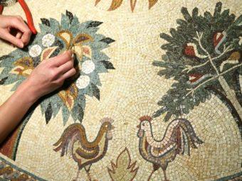 Мозаичное