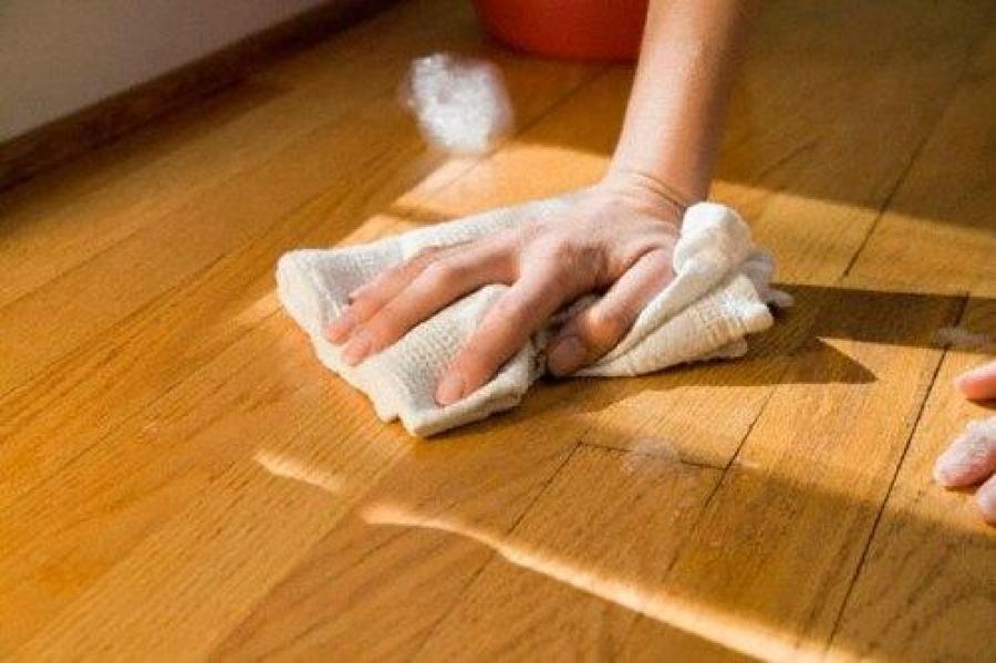 Полы должны легко очищаться любыми химическими средствами