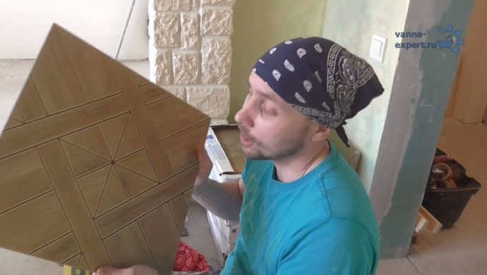 Плитка - искусственный камень