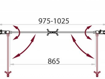 Belbagno Sela-B-2, схема