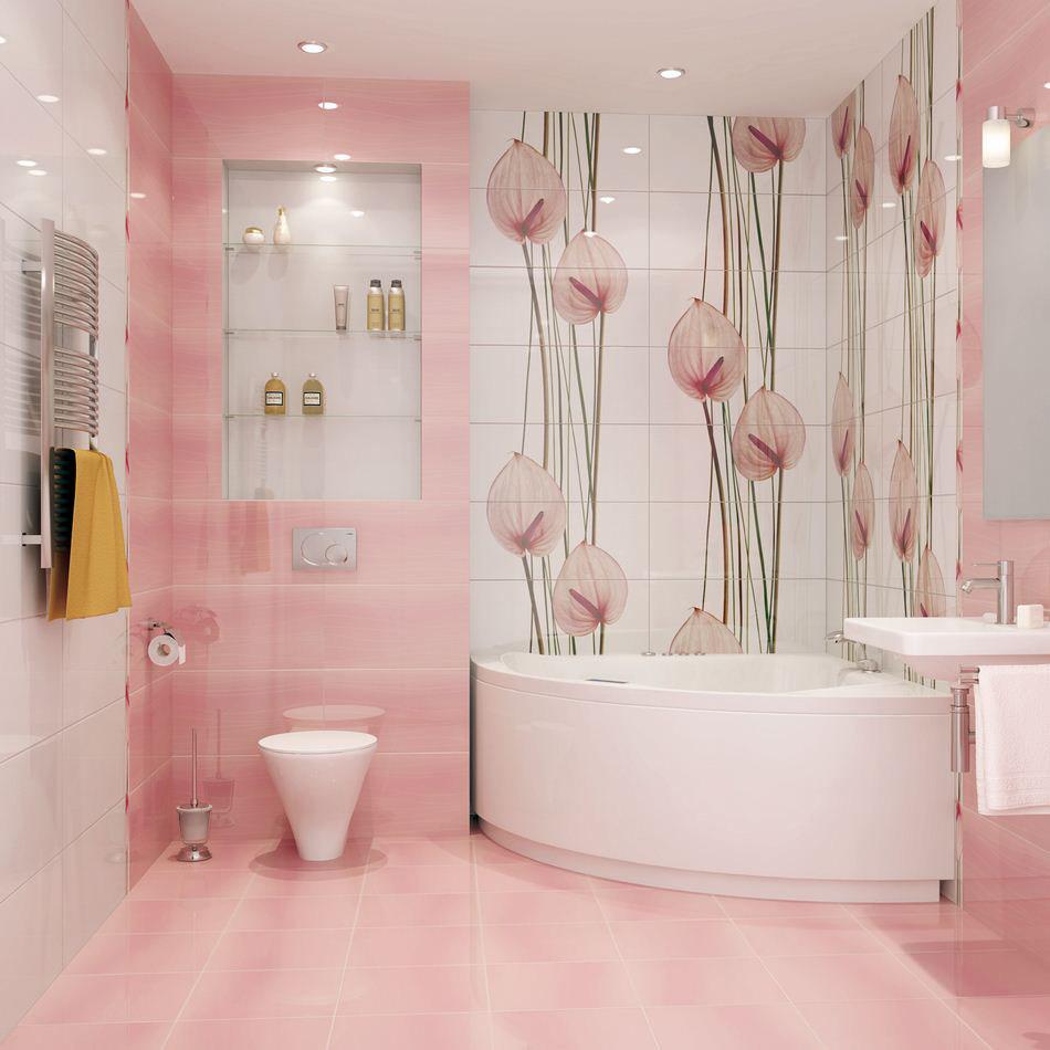 Коллекция плитки для ванной комнаты Duomo