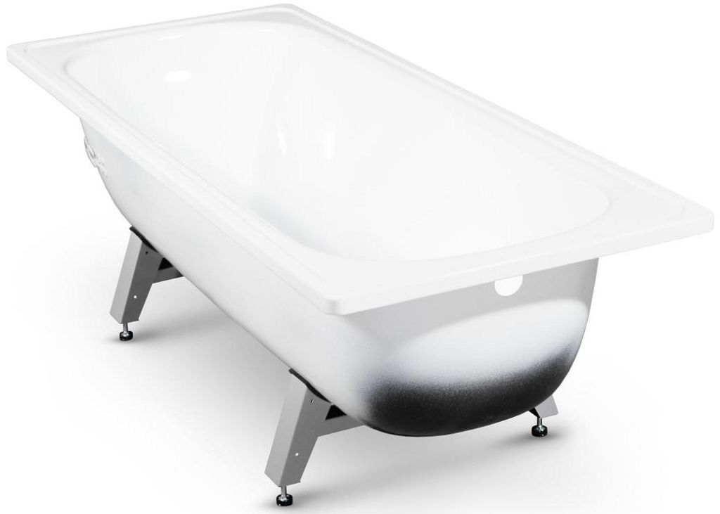 Стальная ванна ВИЗ 170x70