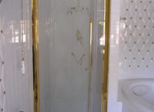 Эстетичные двери душевой кабинки