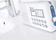 Радио в ванную комнату