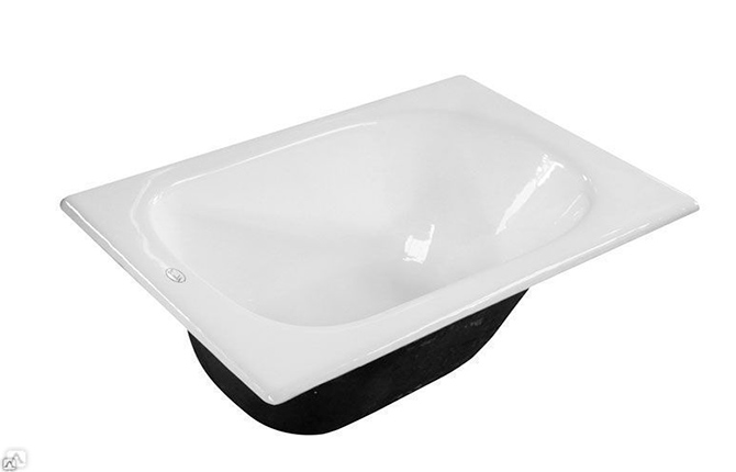 Ванна испанского бренда «NOVIAL», 100х70 см