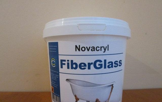 FiberGlass, акрил для ванны
