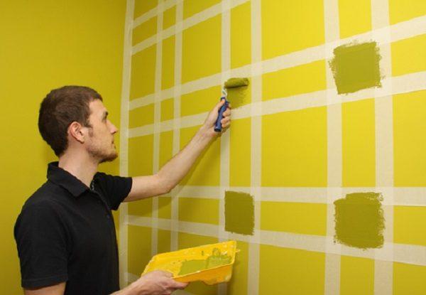 Креатив на стенах